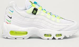 Buty sportowe Nike Sportswear na platformie ze skóry sznurowane