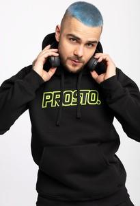 Bluza Prosto. z bawełny w młodzieżowym stylu