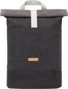 Czarny plecak Ucon Acrobatics z bawełny