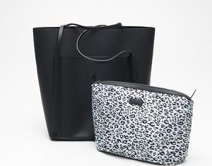 a2e6e6c097fb1 duża czarna torebka damska - stylowo i modnie z Allani