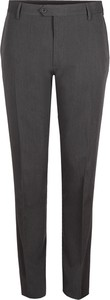 Spodnie liu-jo z tkaniny bez wzorów
