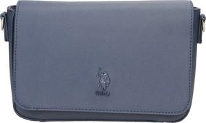 Niebieska torebka U.S. Polo