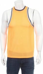 Pomarańczowa koszulka Alexander Wang