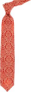 Różowy krawat Barba Napoli