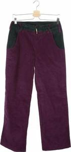 Fioletowe spodnie dziecięce Top Secret