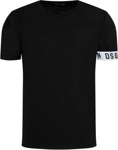 T-shirt Dsquared2 z krótkim rękawem z bawełny w stylu casual