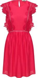 Czerwona sukienka Twinset mini