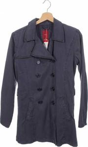 Granatowy płaszcz dziecięcy S.Oliver