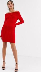 Sukienka Lipsy mini z długim rękawem
