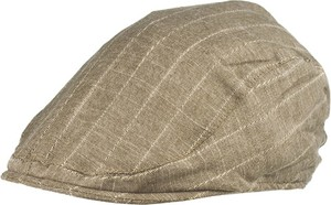 Brązowa czapka Em Men`s Accessories