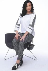 Bluzka Top-Bis w stylu casual z długim rękawem