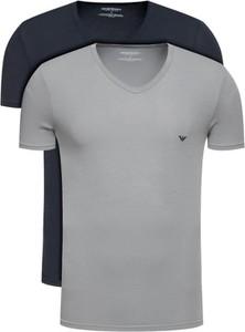 T-shirt Armani (wszystkie Linie) w stylu casual