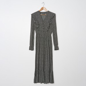 Sukienka House z długim rękawem