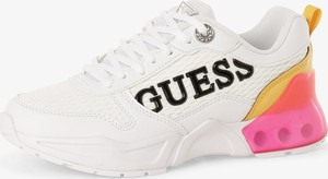 Sneakersy Guess Jeans sznurowane