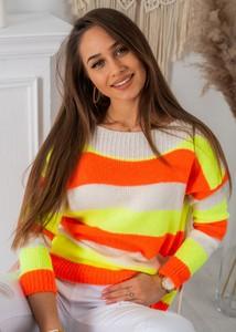 Sweter Fason z wełny w stylu casual