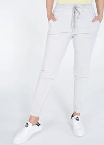 Spodnie Unisono z bawełny