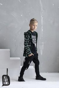Koszula dziecięca All For Kids dla chłopców