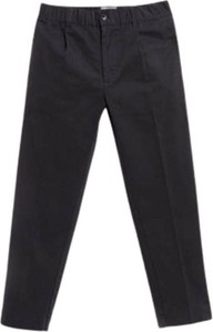 Czarne spodnie dziecięce Bellerose dla chłopców