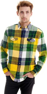 Koszula Wrangler ze sztruksu z długim rękawem w stylu casual