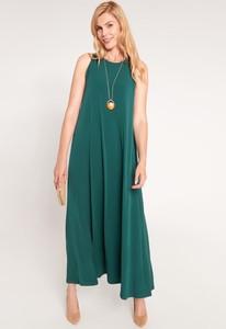 Zielona sukienka QUIOSQUE