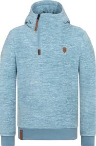 Niebieska bluza Naketano