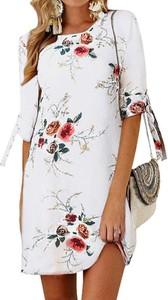 Sukienka Arilook w stylu casual mini