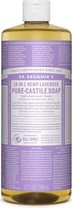 Dr. Bronner`s Dr. Bronner's Pure-Castile Liquid Soap Lavender | Naturalne mydło w płynie 945ml - Wysyłka w 24H!