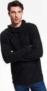 Czarny sweter Top Secret