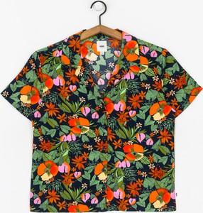 Koszula Vans z żakardu z krótkim rękawem