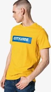 T-shirt Confront z krótkim rękawem