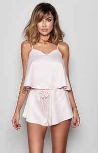 Różowa piżama Bohomoss - Luxurious Design