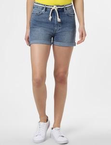 Szorty Minimum w stylu casual z jeansu