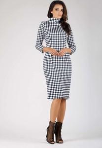 Sukienka Nommo w stylu casual z golfem