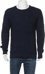 Granatowy sweter Yd.