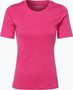 Różowy t-shirt brookshire