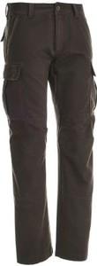 Brązowe spodnie Quechua
