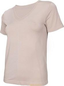 T-shirt Brubeck w sportowym stylu z bawełny