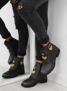 8b41eef1c85c1 buty wojskowe damskie - stylowo i modnie z Allani