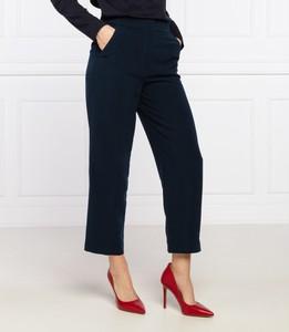 Spodnie Tommy Hilfiger w stylu casual z wełny