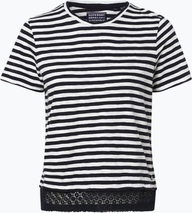 T-shirt Superdry z okrągłym dekoltem z krótkim rękawem
