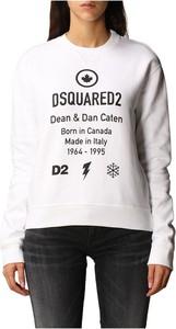 Bluza Dsquared2 z bawełny