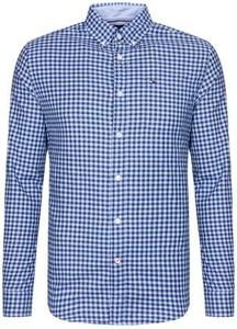 Koszula Tommy Hilfiger z kołnierzykiem button down z długim rękawem w stylu casual