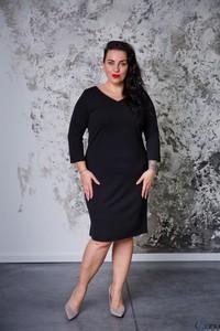 48534aeb5022 tanie sukienki wizytowe dla puszystych - stylowo i modnie z Allani