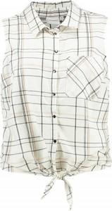 Koszula Junarose w stylu casual bez rękawów z bawełny