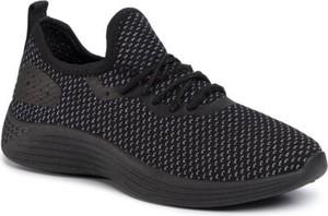 Czarne buty sportowe Jenny Fairy sznurowane