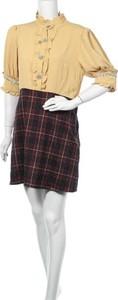 Sukienka Sister Jane mini z długim rękawem