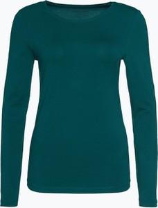 Niebieski t-shirt Franco Callegari w stylu casual