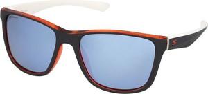 Okulary przeciwsłoneczne SP20091 Solano (granatowo-białe)