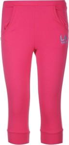 Różowe spodnie dziecięce LA Gear
