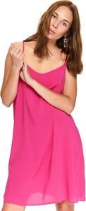 Sukienka Top Secret oversize z tkaniny